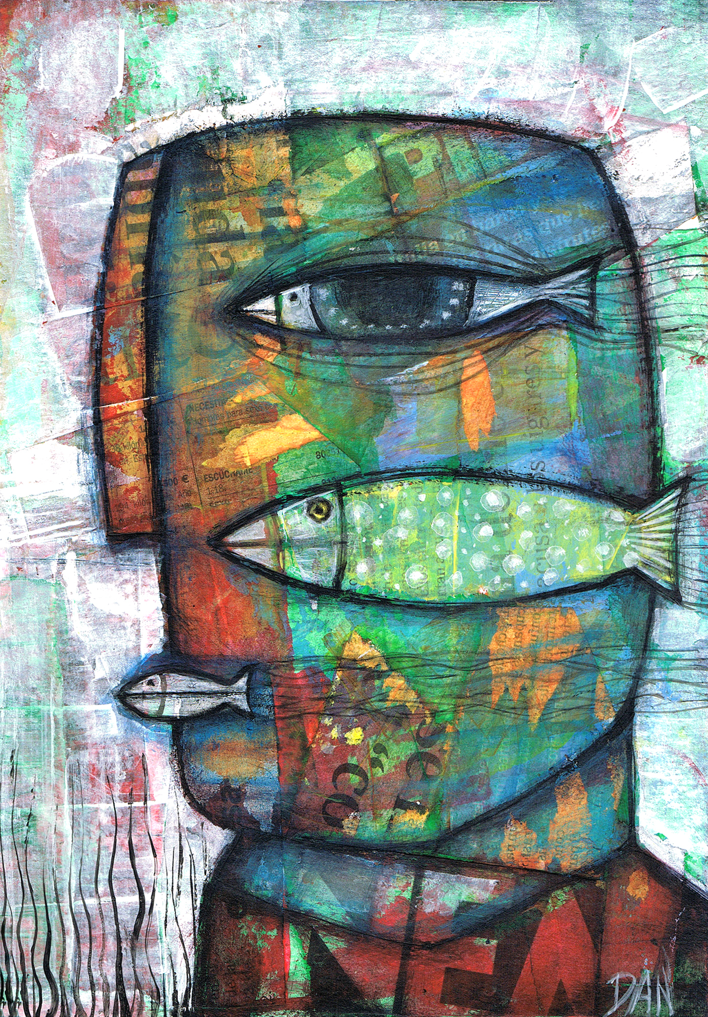 OutsiderArtGallery_FISHES_by_Dan_Casado