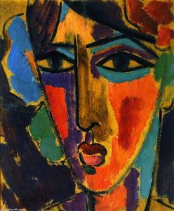 Alexej-Georgewitsch-Von-Jawlensky-Woman_s-Head-2--S